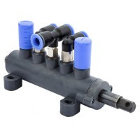 Bead Breaker 5 Way Valve