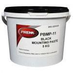 Black Mounting Paste, 5kg