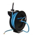 BluBird 3/8 x 50 ft Retractable Air Hose Reel