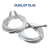 Replacement wire ropes cables for Dunlop DL45 2 post lift