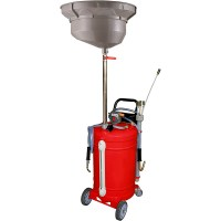 76 Litre Waste Oil Drainer / Extractor