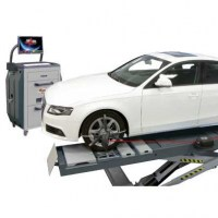 Space Sphere 3D Wheel Alignment System